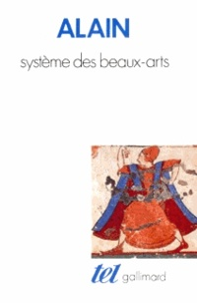 Alain - Système des beaux-arts.
