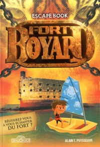 Alain T. Puysségur et Marcel Pixel - Fort Boyard.