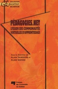 Alain Taurisson et Alain Senteni - Pédagogies.net - L'essor des communautés virtuelles d'apprentissage.