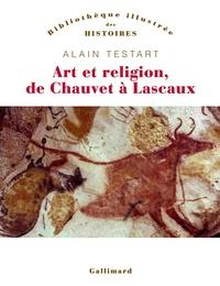 Art et religion de Chauvet à Lascaux.pdf