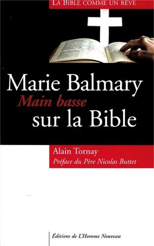 Marie Balmary, main basse sur la Bible