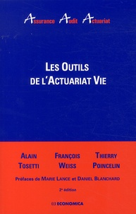 Alain Tosetti et François Weiss - Les outils de l'Actuariat Vie. 1 Cédérom