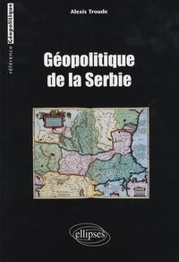 Alain Troude - Géopolitique de la Serbie.