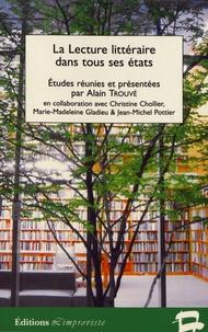 Alain Trouvé - La lecture littéraire dans tous ses états.