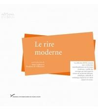 Alain Vaillant et Roselyne de Villeneuve - Le rire moderne.