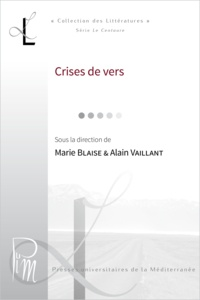 Alain Vaillant - Lieux Littéraires / La Revue N° 1, Juin 2000 : Crise de vers.