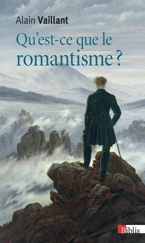 Alain Vaillant - Qu'est-ce que le romantisme ?.