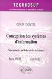 Alain Vailly et Pascal André - Conception des systèmes d'information - Panorama des méthodes et des techniques.