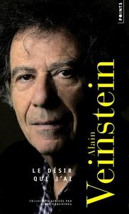 Alain Veinstein - Le désir que j'ai.