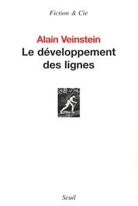 Alain Veinstein - Le développement des lignes.