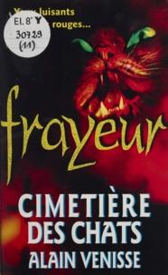 Alain Venisse - Cimetière des chats.