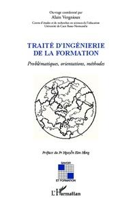 Alain Vergnioux - Traité d'ingénierie de la formation - Problématique, orientations, méthodes.