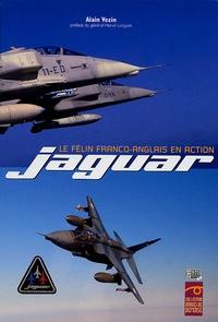 Alain Vezin - Jaguar - Le félin franco-anglais en action.