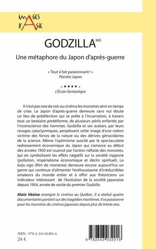 Godzilla. Une métaphore du Japon d'après-guerre