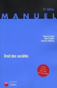Alain Viandier et Florence Deboissy - Droit des sociétés.