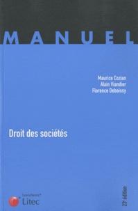 Alain Viandier et Maurice Cozian - Droit des sociétés.