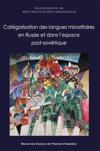 Catégorisation des langues minoritaires en Russie et dans l'espace post-soviétique