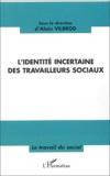 Alain Vilbrod - L'identité incertaine des travailleurs sociaux.