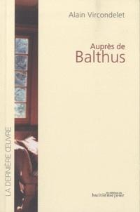 Alain Vircondelet - Auprès de Balthus.