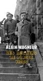 Alain Wagneur - Des milliers de places vides.