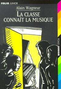 Alain Wagneur - .