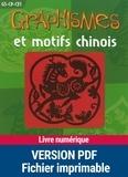 Alain Weinich - Graphismes et motifs chinois - GS-CP-CE1.