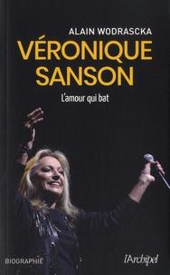 Alain Wodrascka - Véronique Samson - L'amour qui bat.