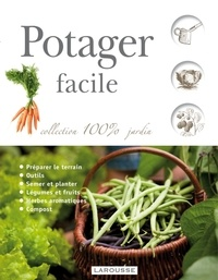 Alan Bridgewater - Potager facile.