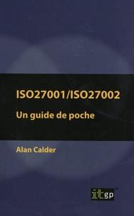 Alan Calder - Iso27001/Iso27002 - Un guide de poche.