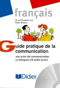 Guide pratique de la communication. Avec CD - Alan Chamberlain | Showmesound.org