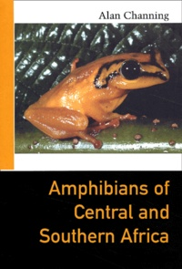 Amphibians of Central and Southern Africa - Alan Channing | Showmesound.org