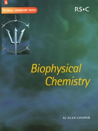 Alan Cooper - Biophysical chemistry.