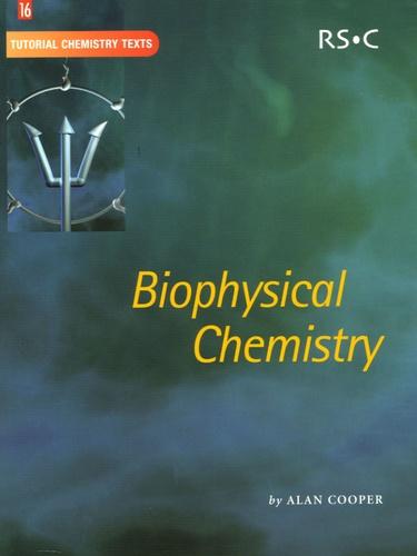 Alan Cooper - Biophysical chemistry.