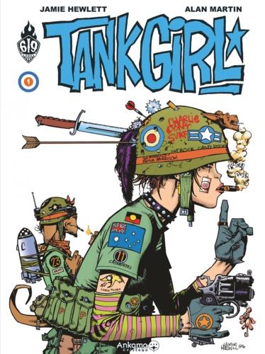 Tank Girl Tome 1