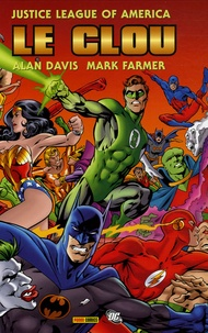 Alan Davis - Le clou - Justice League of America.
