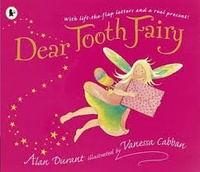 Alan Durant et Vanessa Cabban - Dear Tooth Fairy.