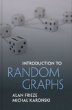 Alan Frieze et Michal Karonski - Introduction to Random Graphs.