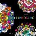 Alan Guilloux - Mandala - 55 dessins à colorier.