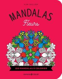 Alan Guilloux - Mandalas fleurs.
