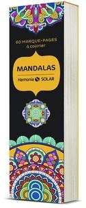 Alan Guilloux - Mandalas - 60 marque-pages à colorier.