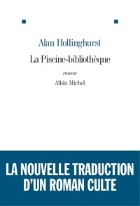 Alan Hollinghurst - La Piscine-bibliothèque.