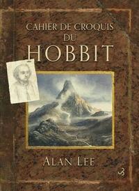 Alan Lee - Cahier de croquis du hobbit.