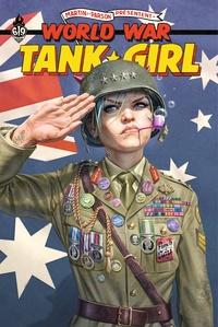 Alan Martin et Brett Parson - Tank Girl  : World War.