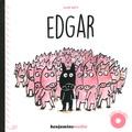 Alan Mets et Marion Aubert - Edgar. 1 CD audio MP3