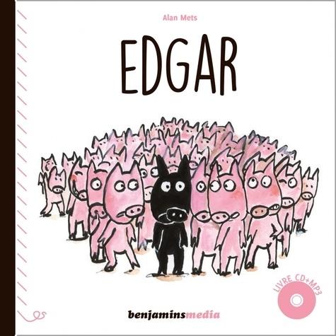 Alan Mets - Edgar - 2 volumes. 1 CD audio MP3