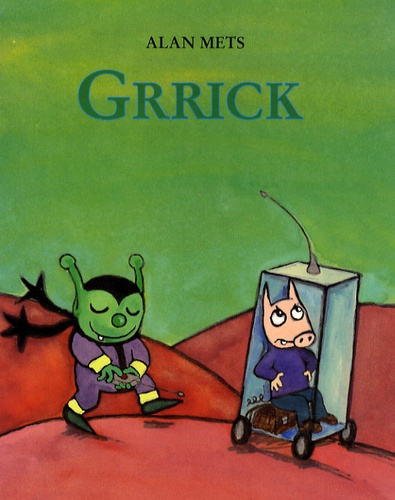 Alan Mets - Grrick.