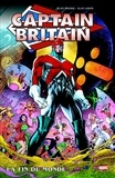 Alan Moore et Alan Davis - Captain Britain - La fin du monde.