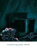 Alan Moore et Eddie Campbell - From Hell - Une autopsie de Jack l'Eventreur - Tirage unique pour le 25e anniversaire des Editions Delcourt.