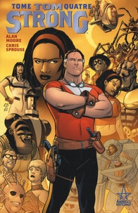 Alan Moore et Chris Sprouse - Tom Strong Tome 4 : .