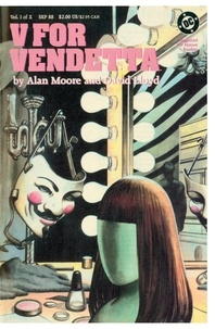 Alan Moore et David Lloyd - V pour Vendetta - Chapitre 1.